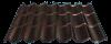 Металлочерепица  «Rauni» стандарт, покрытие полиэстер