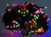 Гирлянда светодиодная LED 200 мультик черный Код:122615