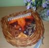 Шкатулка «Полукруглая» с бумажной лозы от автора handmade Светланы Пахомовой!