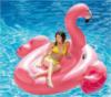Надувной плот 56288 «Большой Фламинго Мега-остров матрас» 218х211х136 см