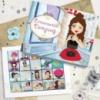Шоколадный набор Стильной девушке Код:57-5416090