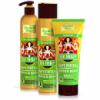 Золотой шелк Набор «Silk Therapy» - Укрепители корней волос