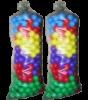 Шарики для сухого бассейна мягкие 80 мм, 600 шаров