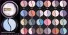 Двойные компактные шелковые тени для глаз E548