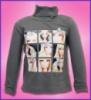 Реглан (лонгслив, пайта) для девочки и подростка (гольф), бренд «Barbie» (Барби)