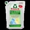 Гель-бальзам Frosch для стирки нежных, деликатных тканей и шерсти 2л