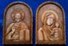 Комплект икон « Венчальная пара » ручной работы