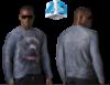 Лонгслив (футболка с длинным рукавом) 4D принт - 1100 Турция