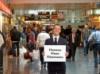 Встреча пассажира в аэропорту и на вокзале (с табличкой по желанию)
