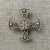 Спиннер-антистресс из дерева Fidget Spinner Крест2