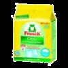 Стиральный порошок-концентрат с отбеливателем для белого белья Frosch «Цитрус» 1,35кг