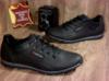 Мужские кожаные туфли кроссовки ECCO весна осень демисезон все размеры