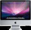 Замена матрицы на iMac a1224