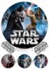 Вафельные картинки на тему: Star Wars