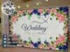 Баннер на свадьбу размером 2х3