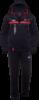 Спортивный костюм с капюшоном Bikk - 387R черно-красный