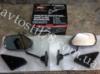 Зеркала наружные F2 универсальные ЗБ-F2Sport Black