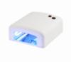 УФ лампа для наращивания ногтей JD-818 MINI на 36 Вт с таймером (45356)