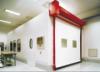 Модель D-311 Cleanroom специальные скоростные гибкие промышленные ворота Dynaco