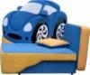 Диван «Синий автомобиль»