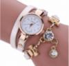 Часы-браслет женские белого цвета