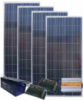 Автономная Солнечная электростанция - Дача 97/29кВт*ч в мес.