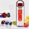 Бутылочка для фруктов и воды 700мл Код:114122