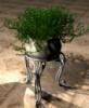 Кованая подставка для цветов «Каллисто»