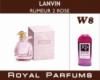 Духи Royal Parfums Lanvin «Rumeur 2 Rose»/ Ланвин «Румер 2 роуз» 100мл.