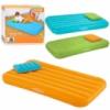 Детский надувной велюровый матрас Intex 66801 + надувная подушка