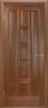 Дверное полотно «КВАДРО»  (цвет-каштан)глухое, 2000*40*600,700,800,900 мм.