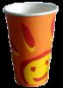 Бумажный стаканчик 340 мл