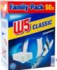 Таблетки для посудомоечных машин W5 60 шт.,Германия