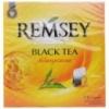 Чай чорний REMSEY Black Tea, 75 пакетиків.