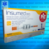 Шприцы инсулиновые INSUMED 1 мл U-100 30G, длина иглы 8 мм, 30 шт. в упаковке