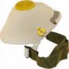 Респиратор У2К высший сорт (наголовник лента или пластик)
