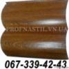 Сайдинг металлический 067-339-42-43 блок-хаус Светлый Дуб (шир. 0,35 м)