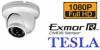 Купольная IP видеокамера с ИК подсветкой влагозащита IP67