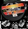Комплект для подкачки шин 12м