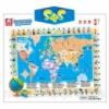 Детский интерактивный плакат Галопам по Европам Sr666a Код:480997751
