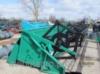 Жатки зерновые прямоточные на комбайн ДОН 1500,СК 5 НИВА (6 и 5-ти метровые)