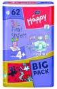 памперсы Хеппи Happy 4+ (9-20 кг) 62шт.
