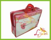 Упаковка для текстиля в виде чемоданчика