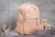 Рюкзак женские Zara, бледно-розовые (90175),  [ 1  ]