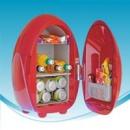 Автохолодильник TK-15L red
