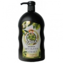 Шампунь для сухих волос с экстрактом оливок Gallus Shampoo Oliven Extrakt 1л.