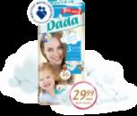 Подгузники Dada Premium 5 (15-25 кг) - 46 шт