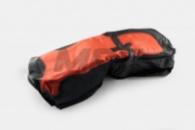 Чехол сиденья CG,CB,YBR125 (черно-красный) «SOFT SEAT»