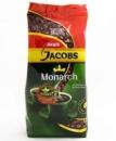 Кава в зернах Jacobs Monarch 250 гр.,( м«яка упаковка, якобс монарх)