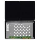 Дисплейный модуль для планшета 10,1 Acer Iconia Tab W510, черный, дисплей с тачскрином